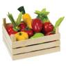 [Zelenina a ovoce v prepravce]