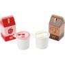 [Dřevěné potraviny - Mléčné produkty]