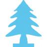 [Dierkovač 3,2cm - stromček]