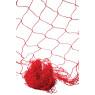 [Dekoračná sieť 5x1 m - Červená]