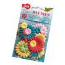 [Papierové kvety, 30 ks - farebné]