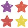 [Nálepky - Farebné hviezdy]