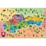 [Puzzle - mapa - Mapa Slovenska]