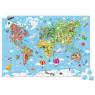 [Velké puzzle - Mapa světa]