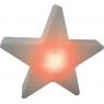 [LED svietidl - hviezda]