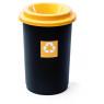 [Kôš na triedenie odpadu - plast oranžový]