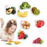 [Baby puzzle - Zdravé jídlo]