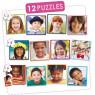 [Sada 12 puzzle - Deti sveta]