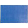 [Jednofarebný koberec 1,5 x 2 m - Modrý]