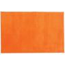 [Jednofarebný koberec 2 x 2 m - Oranžový]