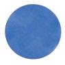 [Jednobarevný koberec průměr 2 m - Modrý]