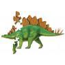 [Veľké penové podlahové puzzle-Stegosaurus]