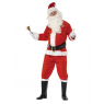 [Kostým pre dospelých - Santa Claus - veľkosť M]
