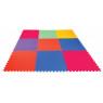 [Penový koberec XL v 6 farbách]