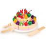 [Narodeninová ovocná torta]