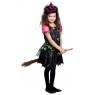 [Karn.. kostým - Čarodejnica veľ.116 DOP]