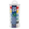 [Silk Clay - základné farby, 6 farieb]