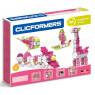 [Clicformers - Ružová sada, 150 ks]
