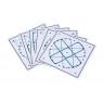 [Karty ke geometrické tabulce - Sada 4]