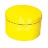 [Taburetek kruh - žlutý 30cm]