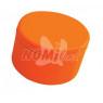 [Taburetek kruh - oranžový 30cm]