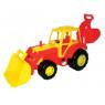 [Velký traktor s lžícemi]