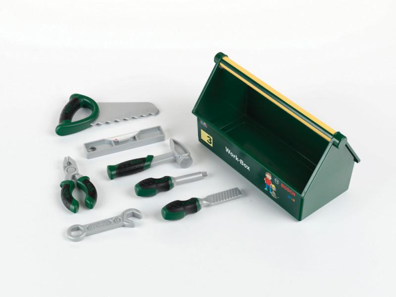 286f5f3eafc94 Montážny kufrík Bosch | Nomiland.sk - obchod pre deti a materské školy