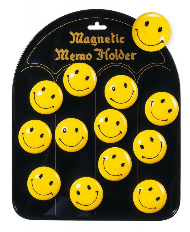 Pochvalné magnetky - smajlíky  c93d008da2b