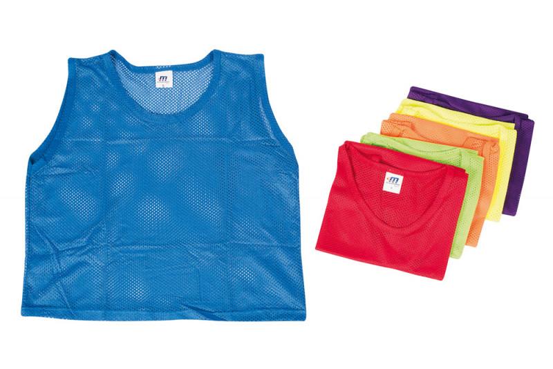 20de03e397ec Rozlišovacie športové vesty - zo sieťoviny - S zelená