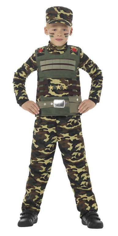 7945e3399 Kostým - Vojak | Nomiland.sk - obchod pre deti a materské školy