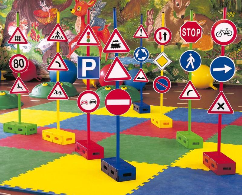 znaki drogowe 1 wwwedufitpl artyku�y dla dzieci i
