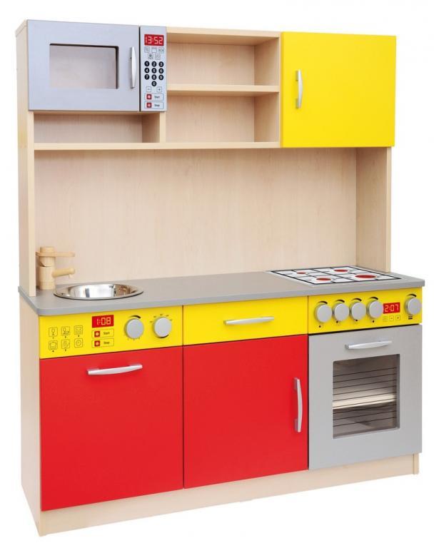 Elegancka Kuchnia Maxi Czerwono Zolta Www Edufit Pl Artykuly