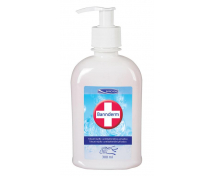 [BANNderm tekuté mydlo s antibakteriálnou prísadou, 300 ml]