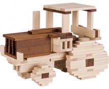 [Nature stavebné kocky - 4 veľkosti, 200 ks]