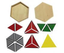 [Konstrukční trojúhelníky - 5 sad]