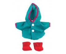 [Oblečenie pre bábiky - 21 cm - Pršiplášť]