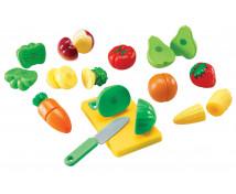 [Ovocie a zelenina na krájanie]