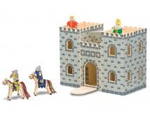 [Zavírací hrad s figurkami]