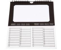 [Malý spoločný plánovací kalendár, 5 ks]