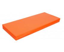 [Matrace - lehátko - nepromokavé - oranžové - 135 cm]