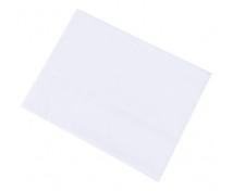 [Jednobarevné povlečení na polštář NOMI- bílé (40x65cm)]