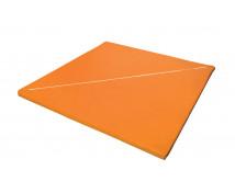 [Rohový rozkladací matrac - oranžový]