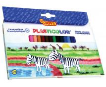 [Pastelky Plasticolor 24 ks]