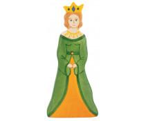 [Drevená figúrka - Kráľovná]