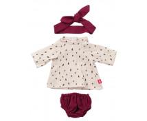 [Oblečenie pre bábiky - 38 cm - Jesenna súprava pre dievča]