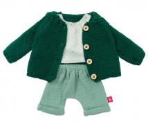 [Oblečenie pre bábiky - 38 cm - Jarná súprava pre chlapca]