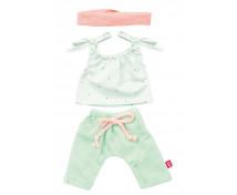 [Oblečenie pre bábiky - 38 cm - Jarná súprava pre dievča]