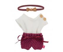 [Oblečenie pre bábiky - 21 cm - Jesenná súprava pre dievča]