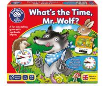 [Koľko je hodín, pán Vlk?]