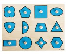 [Vkladacie puzzle - Geometrické tvary]